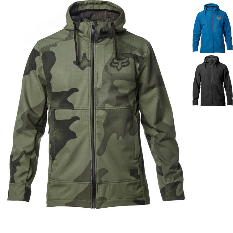 Fox Racing Pit Hooded Jacket