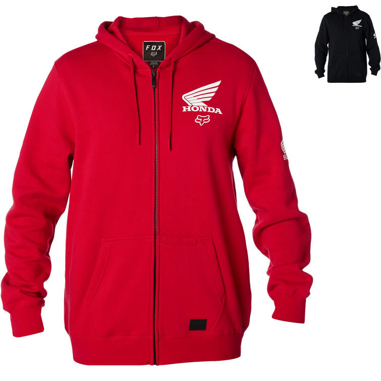 Fox Racing Fox Honda Zip Fleece Hoodie