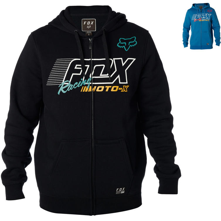 Fox Racing Flection Zip Fleece Hoodie