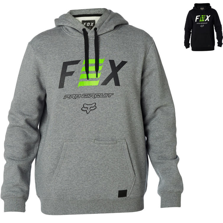 Fox Racing Fox Pro Circuit Pullover Fleece Hoodie
