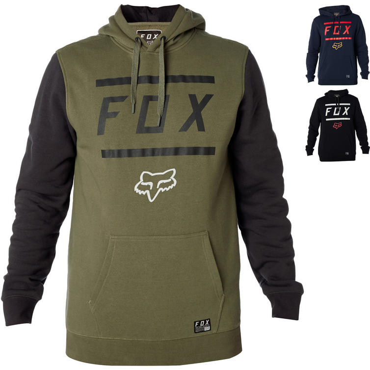 Fox Racing Listless Pullover Fleece Hoodie