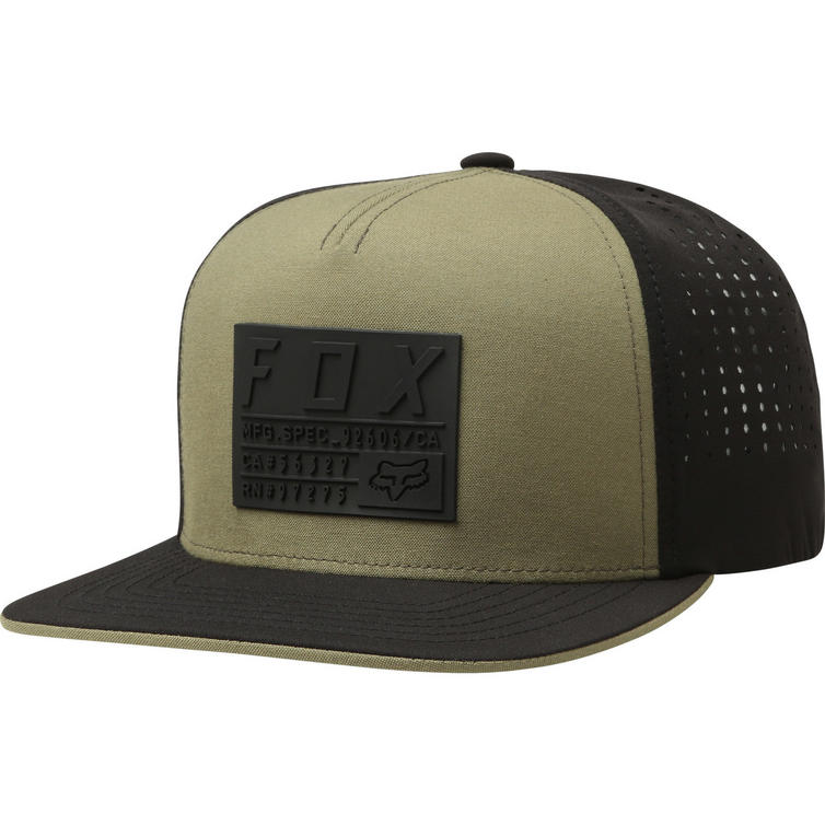 Fox Racing Redplate Tech Snapback Cap