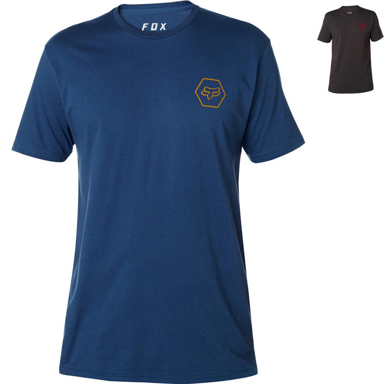 Fox Racing Hell Race Short Sleeve Premium T-Shirt