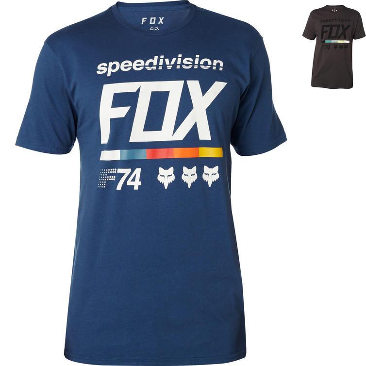 Fox Racing Draftr 2 Short Sleeve Premium T-Shirt