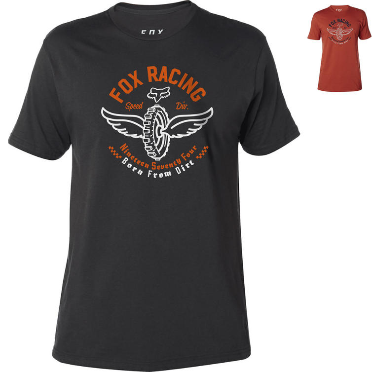 Fox Racing Timeless Short Sleeve Premium T-Shirt