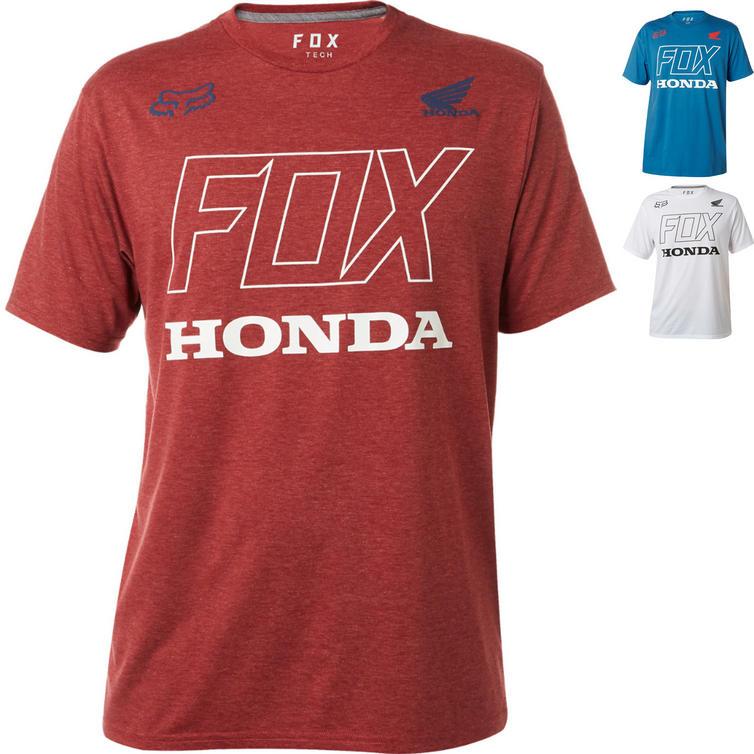 Fox Racing Fox Honda Short Sleeve Tech T-Shirt
