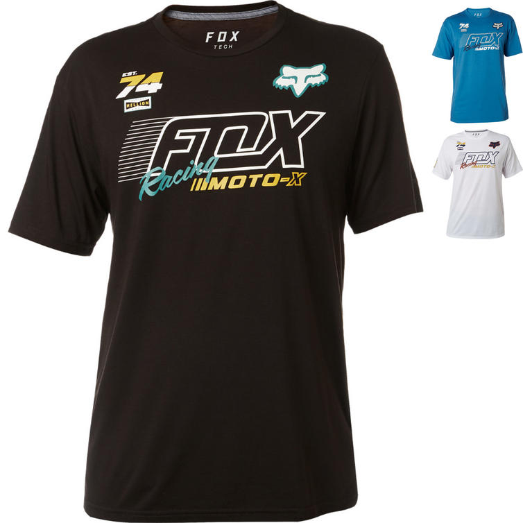 Fox Racing Flection Short Sleeve Tech T-Shirt