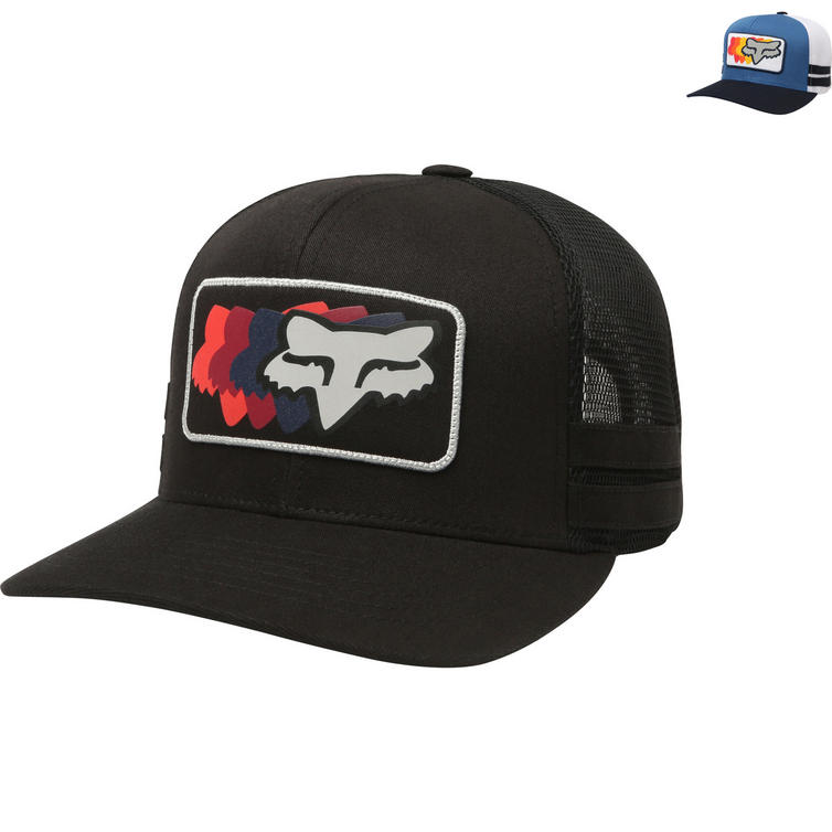 Fox Racing 74 Wins Snapback Cap