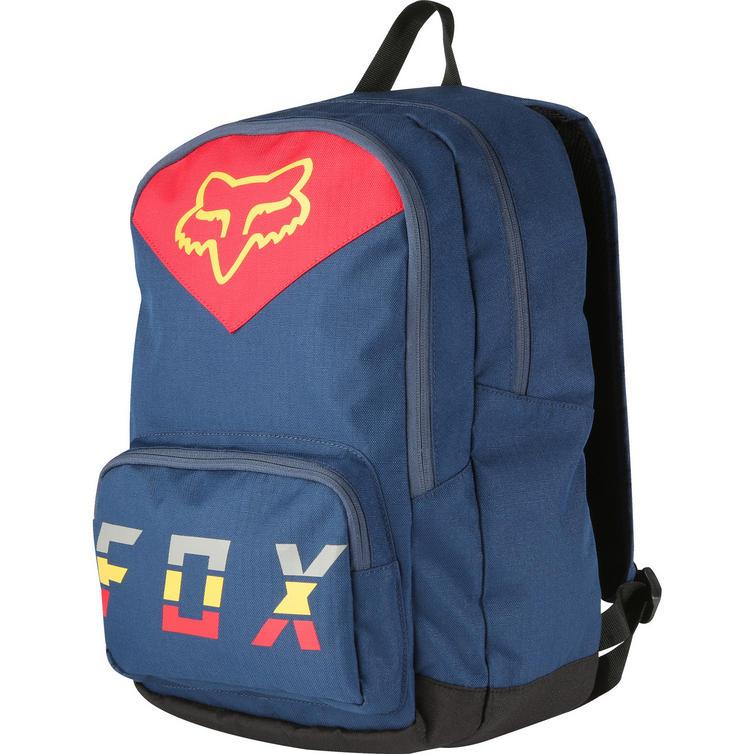 Fox Racing Smoke Blower Lock Up Backpack