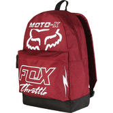 Fox Racing Throttle Maniac Kick Stand Backpack