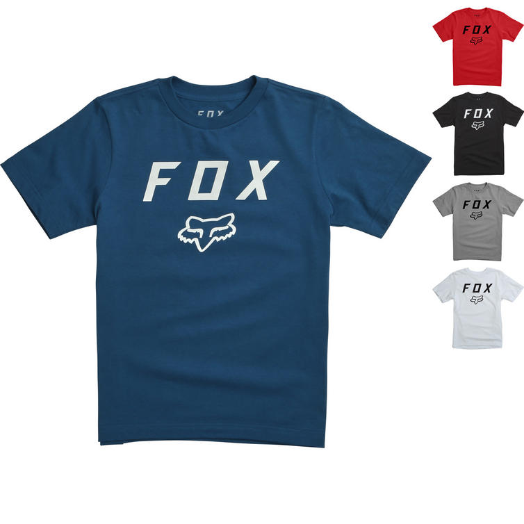 Fox Racing Youth Legacy Moth Short Sleeve T-Shirt
