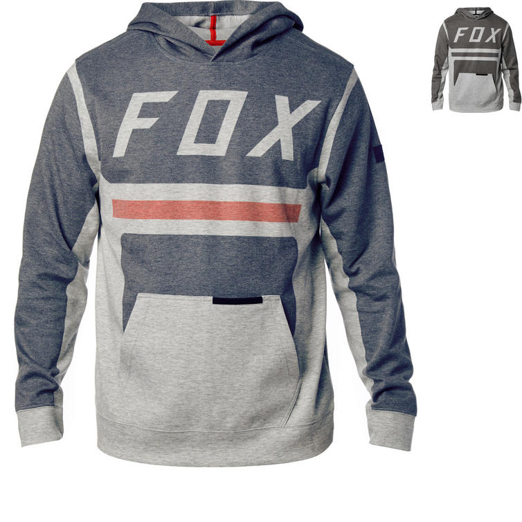 Fox Racing Moth Pullover Fleece Hoodie