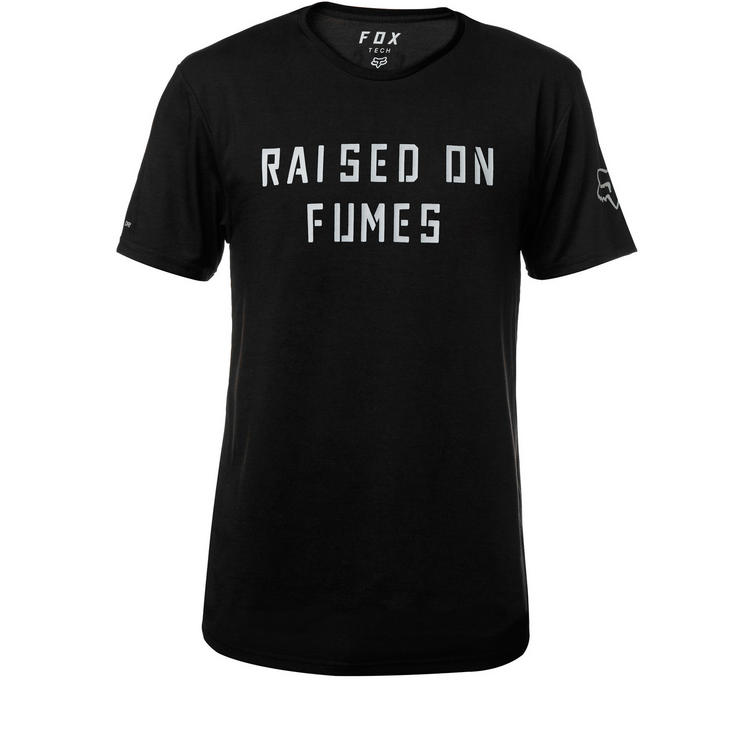 Fox Racing Raised on Fumes Short Sleeve Tech T-Shirt