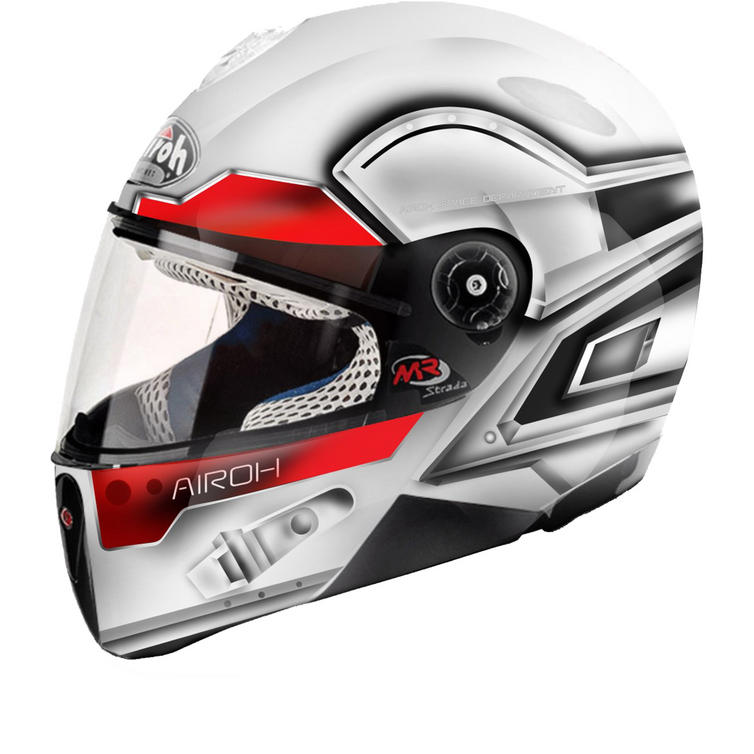 Airoh Mr Strada Junior Motorcycle Helmet