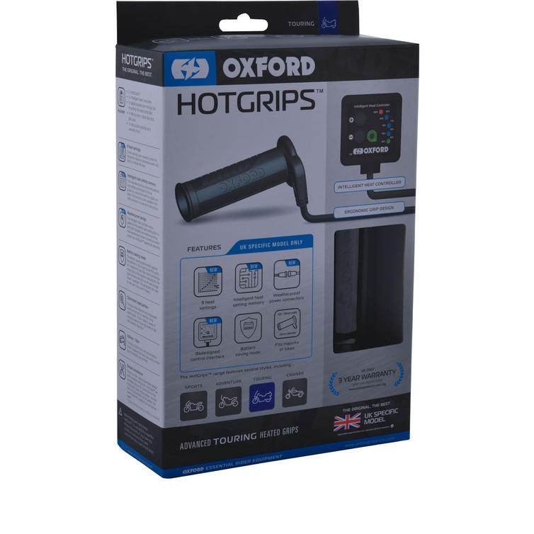Oxford Advanced Touring Hot Grips