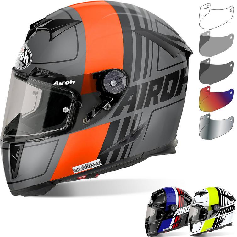 f7044c53 Airoh GP500 Scrape Motorcycle Helmet & Visor - New Arrivals - Ghostbikes.com