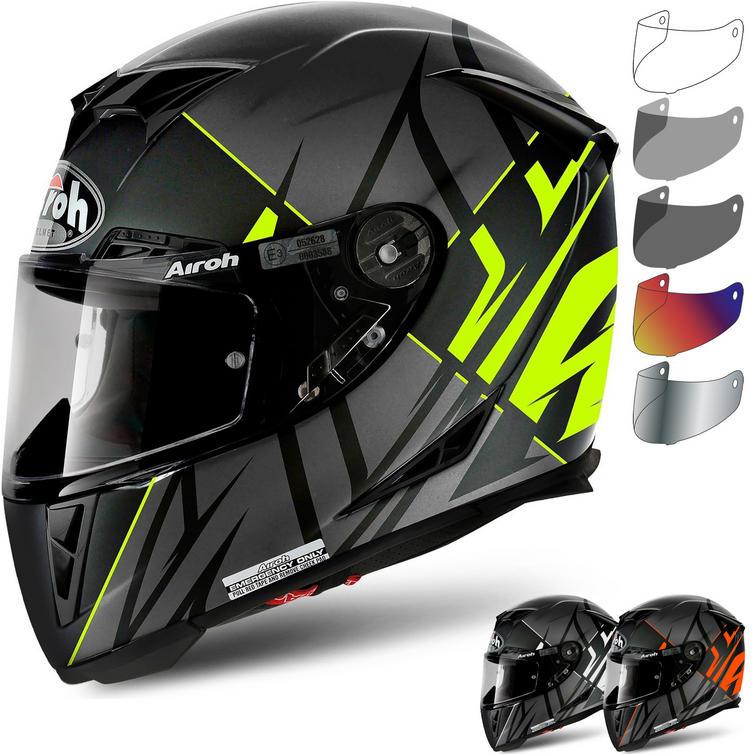 Airoh GP500 Sectors Motorcycle Helmet & Visor