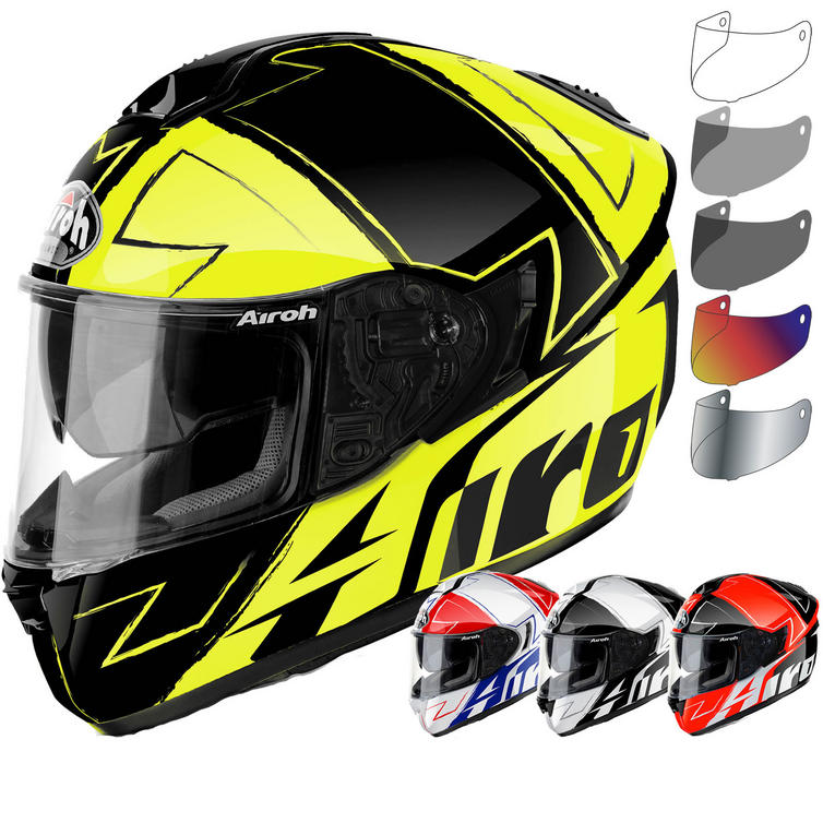Airoh ST 701 Way Motorcycle Helmet & Visor