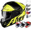 Airoh ST 701 Way Motorcycle Helmet & Visor Thumbnail 2