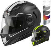Airoh Movement S Faster Motorcycle Helmet & Visor