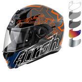 Airoh Storm Bionikle Motorcycle Helmet & Visor