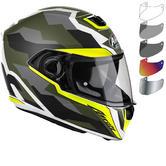 Airoh Storm Soldier Motorcycle Helmet & Visor
