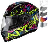 Airoh Storm Cool Bicolour Motorcycle Helmet & Visor