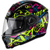Airoh Storm Cool Bicolour Motorcycle Helmet & Visor Thumbnail 4
