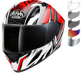Airoh Valor Conquer Motorcycle Helmet & Visor