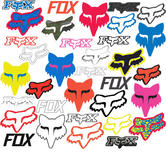 Fox Racing Sticker
