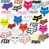 Fox Racing Sticker Thumbnail 1