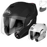 Airoh Rev Color Flip Front Motorcycle Helmet & Visor