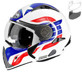 Airoh J 106 Camber Convertible Motorcycle Helmet & Visor