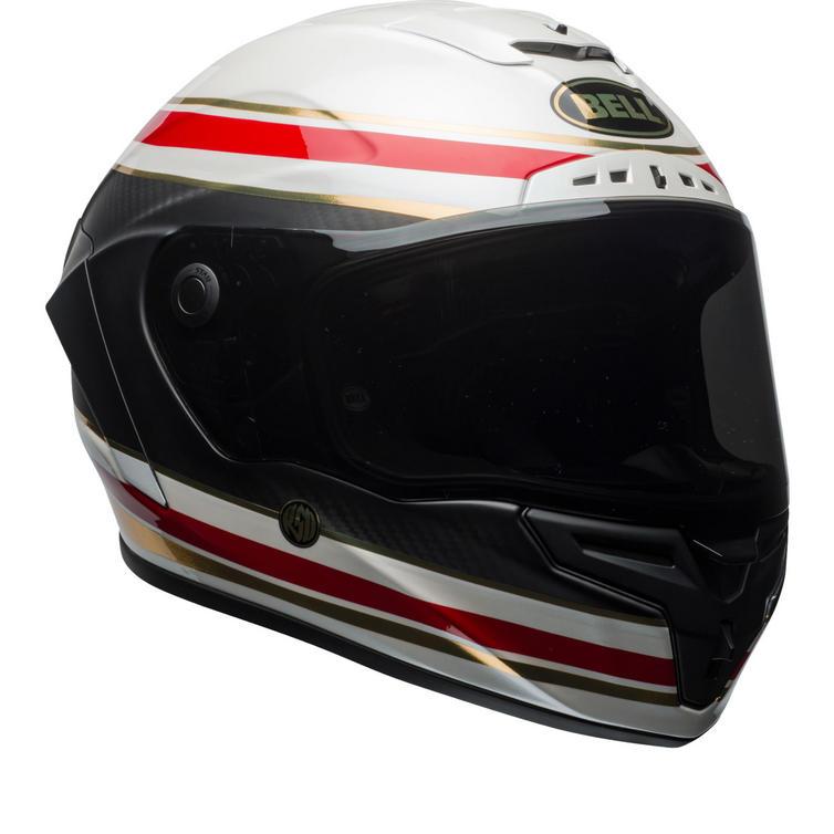 Bell Race Star RSD Formula Motorcycle Helmet