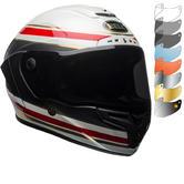 Bell Race Star RSD Formula Motorcycle Helmet & Visor