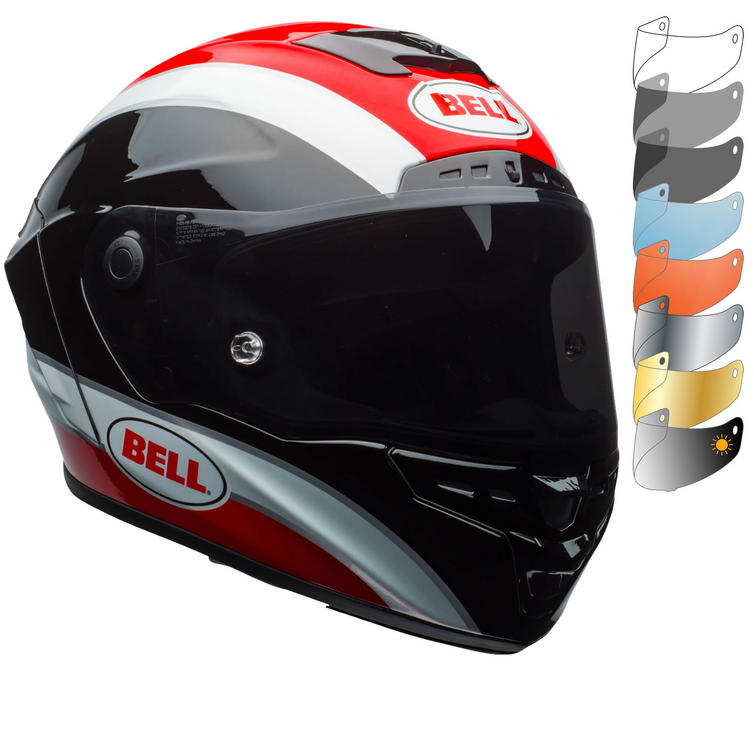 Bell Star MIPS Classic Motorcycle Helmet & Visor