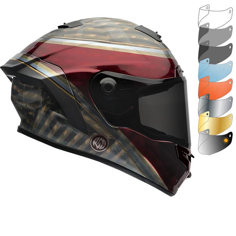 Bell Star MIPS RSD Blast Motorcycle Helmet & Visor