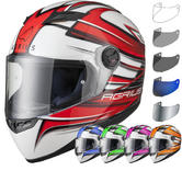 Agrius Rage Charger Motorcycle Helmet & Visor