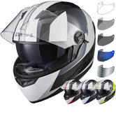 Agrius Rage SV Recon Motorcycle Helmet & Visor