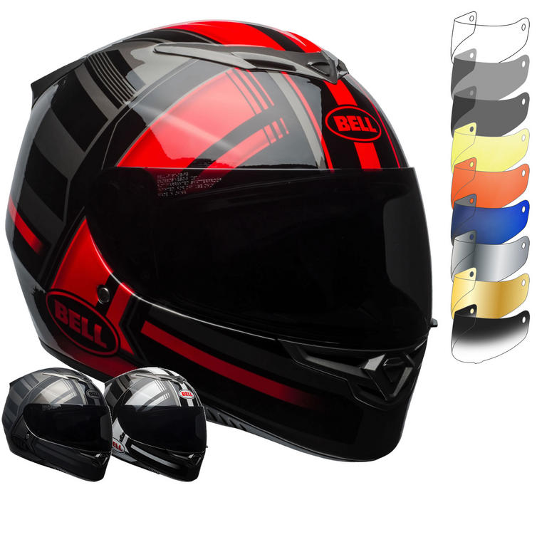 Bell RS-2 Tactical Motorcycle Helmet & Visor