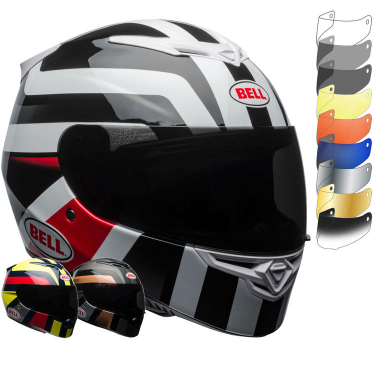 Bell RS-2 Empire Motorcycle Helmet & Visor