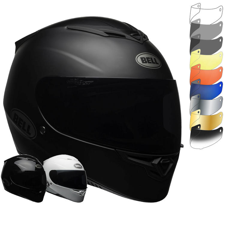 Bell Motorcycle Helmet >> Bell Rs 2 Solid Motorcycle Helmet Visor New Arrivals