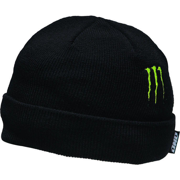 a5c6818a0cf80 One Industries Monster Energy Jack Beanie - Hats   Headwear - Ghostbikes.com