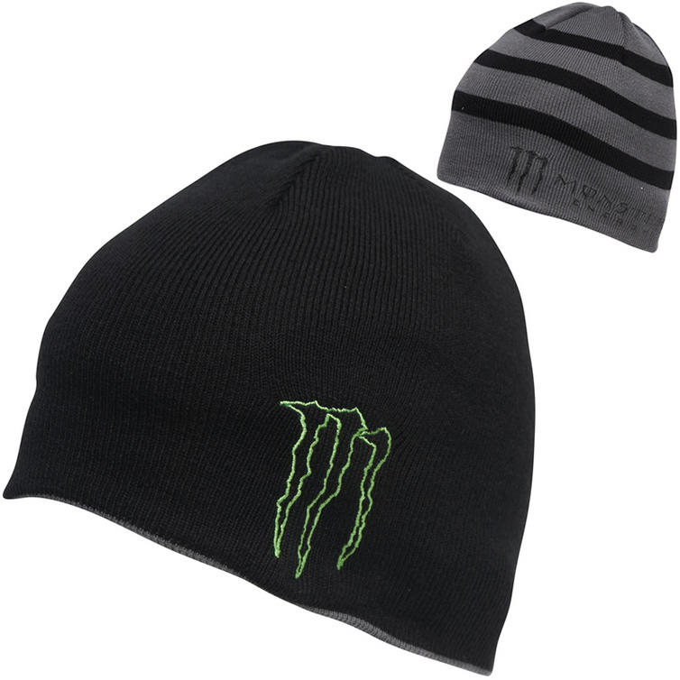 d2981d25f758e One Industries Monster Energy Graves Beanie - Hats   Headwear -  Ghostbikes.com