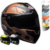 Bell SRT Predator Motorcycle Helmet & Visor