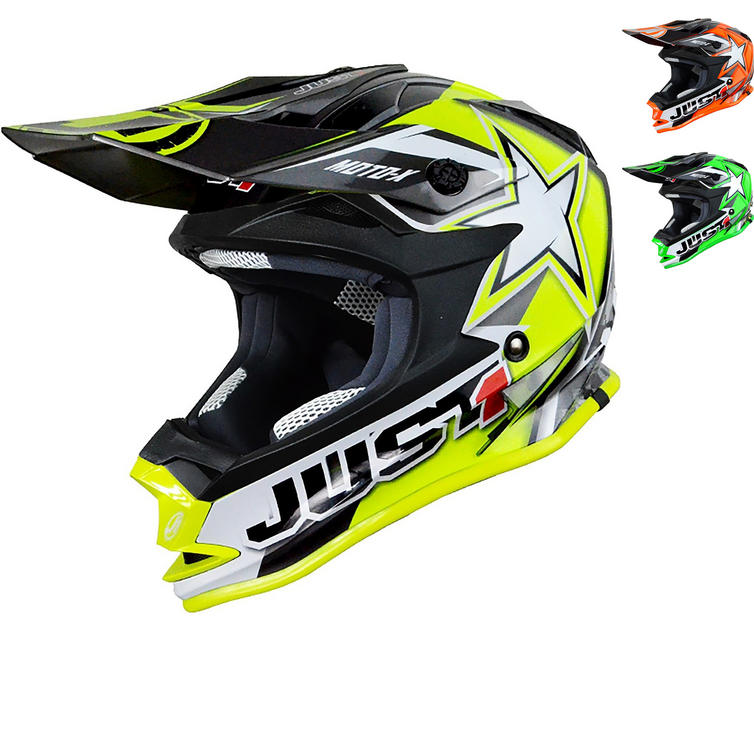 Just1 J32 Pro Moto-X Youth Motocross Helmet