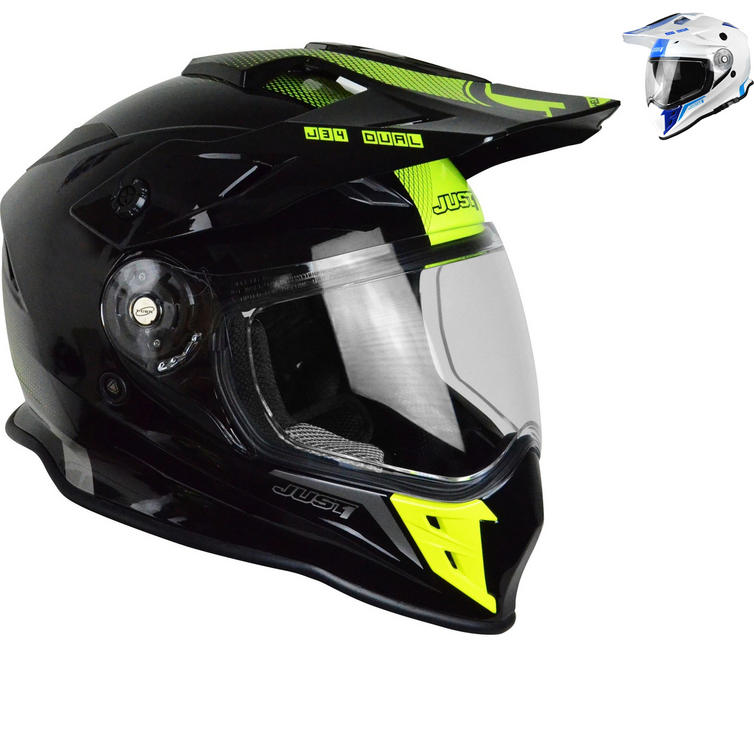 Just1 J34 Shape Adventure Dual Sport Helmet