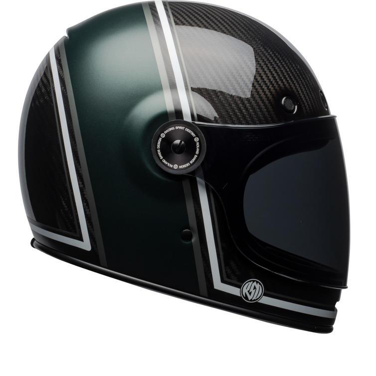 Bell Bullitt Carbon RSD Range Motorcycle Helmet