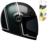 Bell Bullitt Carbon RSD Range Motorcycle Helmet & Visor