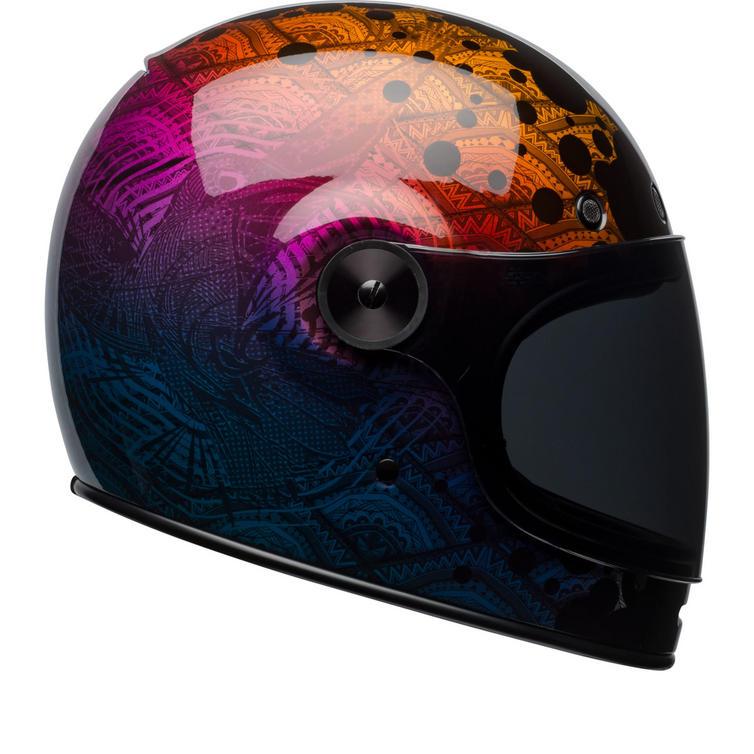 Bell Bullitt SE Hart Luck Motorcycle Helmet